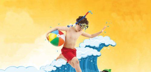 Veilig en vertrouwd op vakantie met opfriscursus Zwem ABC