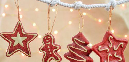'Christmas time' tijdens ouder- en kindzwemmen