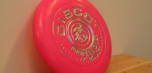 Frisbee (per 2)