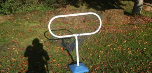 Frisbee doel