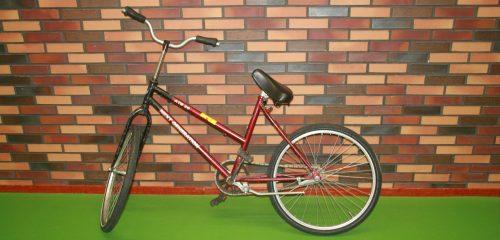Hobbel fiets
