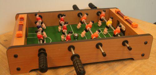 Tafelvoetbal Mini