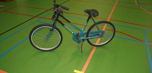 Links/ Rechts fiets