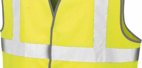 Verkeersregelaars vest