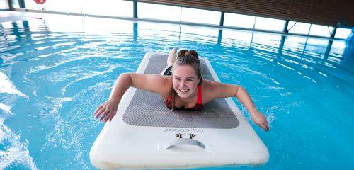 Nieuw in ons bad! AquaFloat