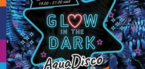 'Glow in the dark' zwemdisco